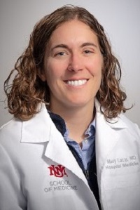Mary Lacy, MD