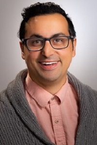 Krishna Chari, PsyD